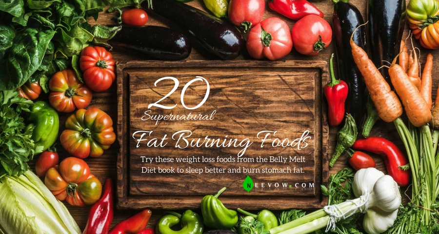 20-best-fat-burning-foods