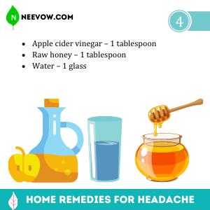 Apple Cider Vinegar – Headache