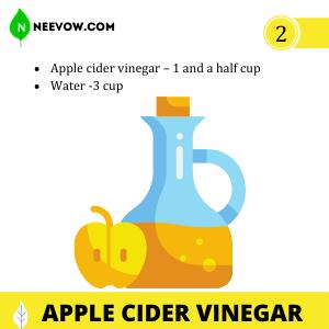 Apple Cider Vinegar - Dandruff