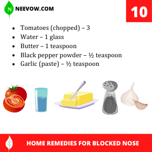 Ayurvedic Treatment For Blocked Nose