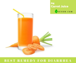 (Carrot Juice) Diarrhea Home Remedies-4