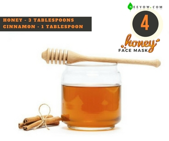 Cinnamon & Honey Face Mask