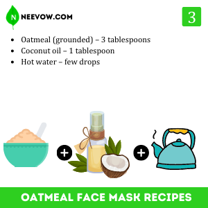 Coconut Oil And Oatmeal
