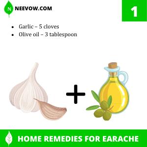 Garlic & Olive Oil