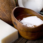 Homemade Body Soap With Coconut Oil