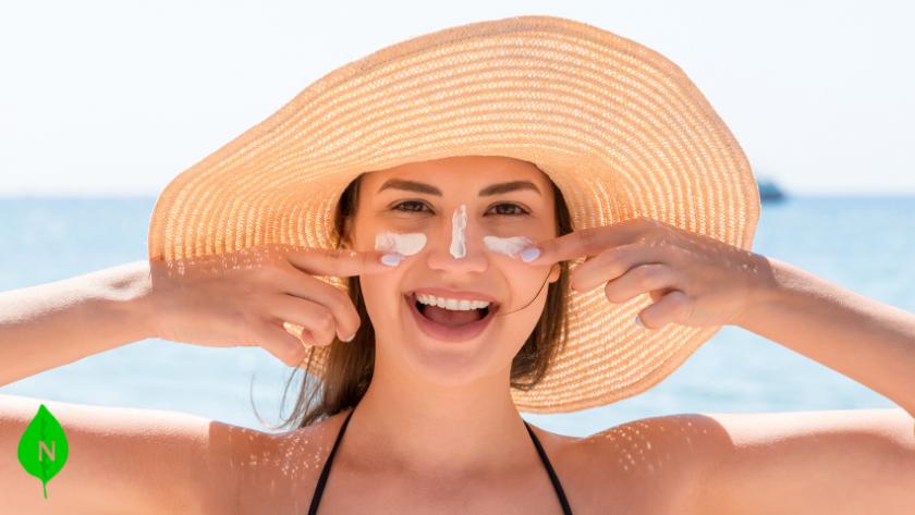 Homemade Sunscreen With Aloe Vera Gel