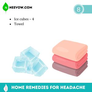 Ice Pack – Headache