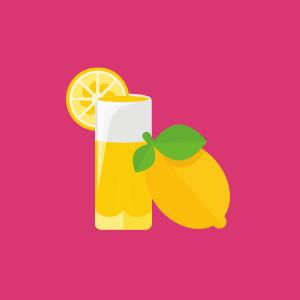 Lemon Juice & Baking Soda