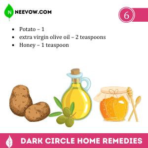 Mashed Potatoes – The Dark Circle Home Remedies