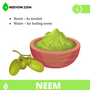 Neem - Dandruff