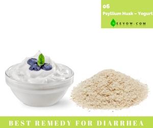 (Psyllium Husk – Yogurt)Diarrhea Home Remedies-6