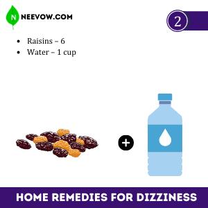 Raisins – Best Home Remedies