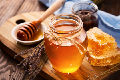Raw Honey Health Benefits