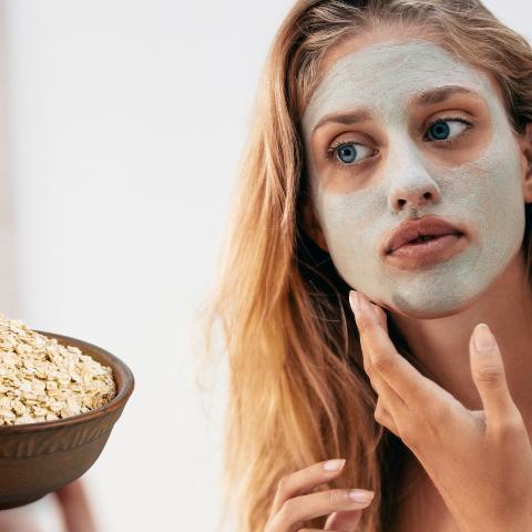atmeal Face Mask