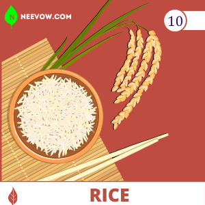 Eat Rice to Gain Weight
