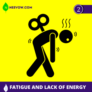 Fatigue and Lack of Energy