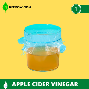 Apple Cider Vinegar to Get Rid of Fruit Flies